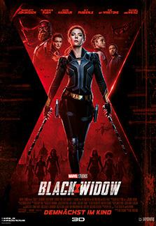 Black Widow 3D D-Box